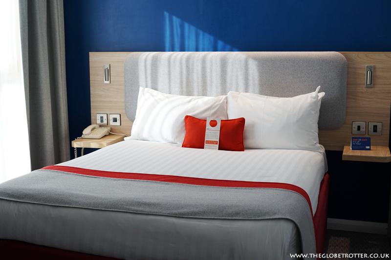 Room at Holiday Inn Express in Gunwharf Quays