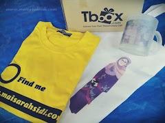 Hadiah Jadi Lebih Bermakna dengan TBOOX Gift Creation