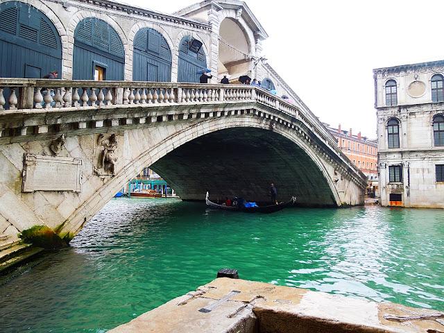 Unikátní příležitost, jak se dostat do útrob mostu Rialto, Benátky, rekonstrukce,
