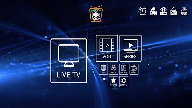Panda IPTV VIP