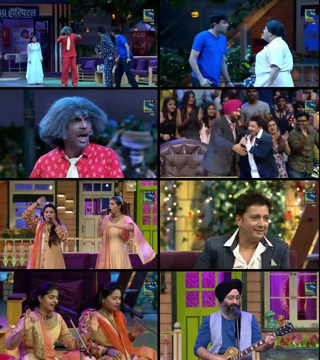 The Kapil Sharma Show 06 Nov 2016 HDTV 480p