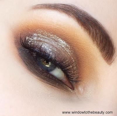 Beauty Bay Liquid Crystal makeup