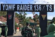 Kunker Ke Yonif Raider Khusus 136/TS, Pangdam I/BB : Laksanakan Kesiapsiagaan Satuan Secara Optimal