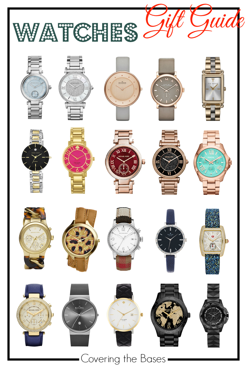 Gift Guide, Watches for Her