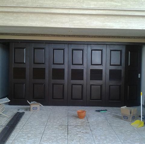 Pintu Garasi versi 7
