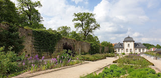 Klosterkultur im Kloster Dalheim, LWL, Gartentraum