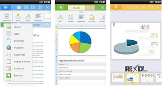 WPS Office + PDF 12.4 Android + MOD (Premium) for APK