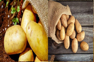 Potato is good not only for sambar but also for hair care!