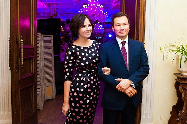 Oksana Lavrentieva and Anton Pak divorce