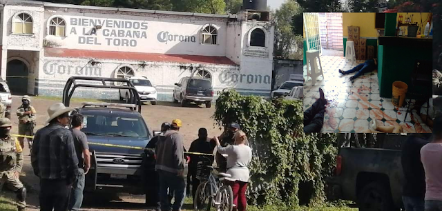 """Fue una Masacre comando llego a reventar centro nocturno """"La Cabaña del Toro"""" matando a 11, varios lesionados y otros desaparecidos en Guanajuato"""