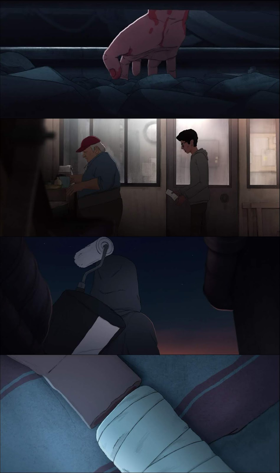Perdí mi Cuerpo (2019) HD 720p Latino