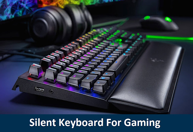 Silent Keyboard For Gaming