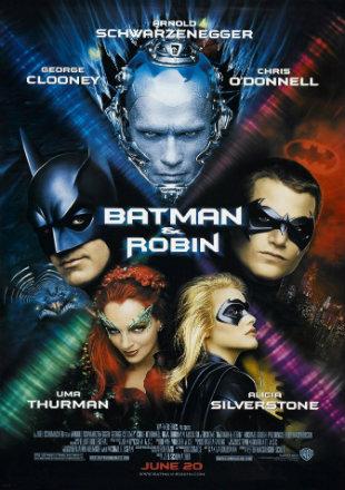 Batman And Robin 1997 Dual Audio BRRip 720p Tamil Telugu