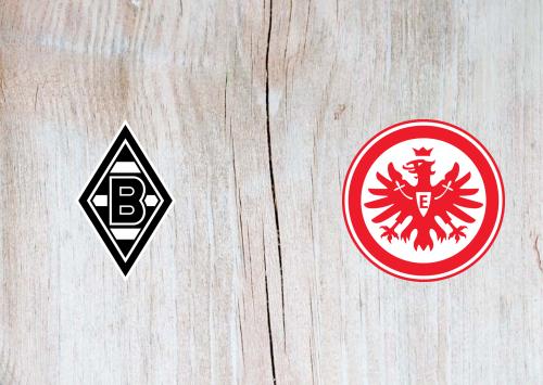 Borussia M'gladbach vs Eintracht Frankfurt -Highlights 27 October 2019