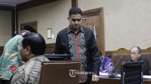 Nazaruddin beberkan kalau Seluruh Anggota Komisi II DPR Terima Dana e-KTP Termasuk Ganjar