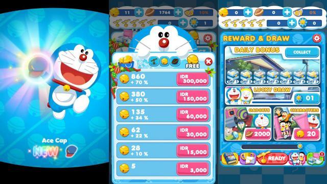 Doraemon Gadget Rush Apk Terbaru
