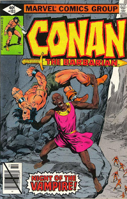 Conan the Barbarian #103