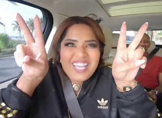 الفنانة الكويتية هيا الشعيبي تسخر من أصالة و تدافع عن أحلام