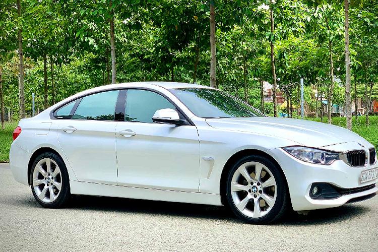 BMW 428i Grand Coupe chạy 5 năm, người dùng 'bay' cả tỷ đồng