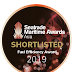 Shortlisted in the prestigious Seatrade Maritime Awards Asia 2019 in the Fuel Efficiency category
