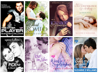 Eight YA Romances
