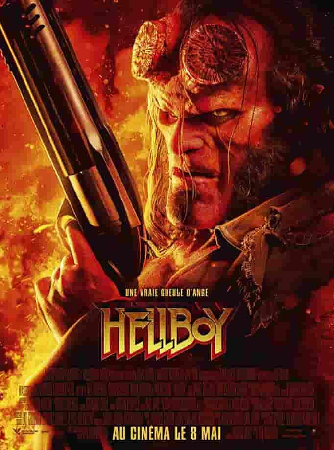 مشاهدة فيلم Hellboy 2019 مدبلج كامل اون لاين