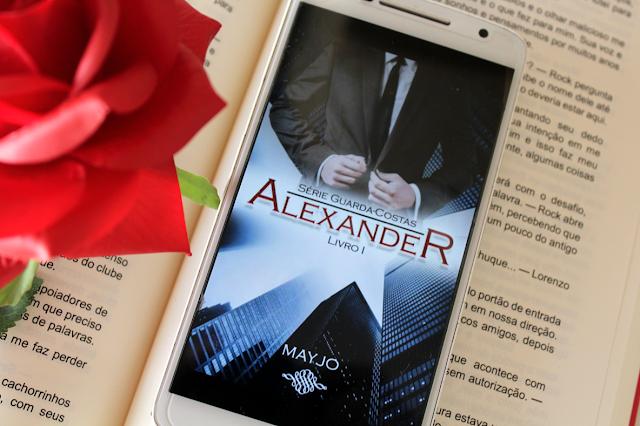 ALEXANDER - Guarda-Costas #01 – MayJo