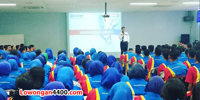 Lowongan Kerja PT. Indomarco Adi Prima Jababeka Cikarang