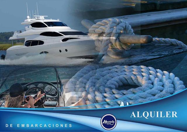 imagen Alquiler de embarcaciones lancha y yates vip