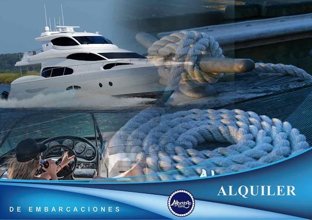Alquiler de embarcaciones ( lancha y yates vip )