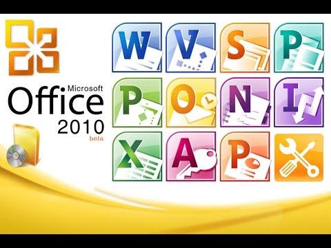 تنزيل برنامج مايكروسوفت اوفيس 2010 للكمبيوتر كامل مجاناً برابط مباشر.