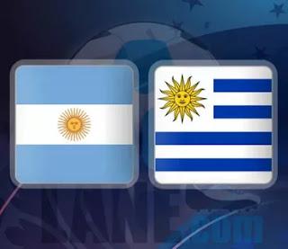 Аргентина - Уругвай смотреть онлайн бесплатно 18 ноября 2019 прямая трансляция в 22:15 МСК.