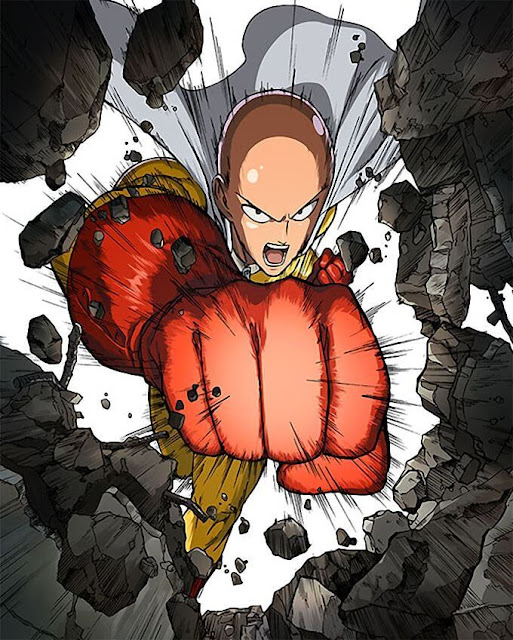 Download One Punch Man Specials Sub Indo BD : Episode 1-6 END | Anime Loker