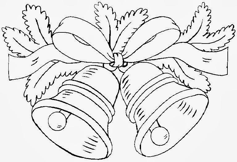 Tarefas Blog: Desenhos De Natal Para Colorir E Imprimir