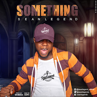 Fast-rising talent Sean Legend drops a new single titled 'Something'
