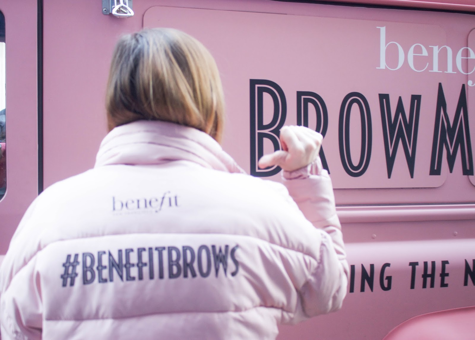 Benefit Cosmetics Brow Event