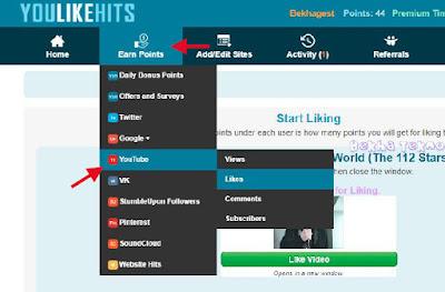 3. Cara Menambah Ratusan Subscribe Youtube Dalam Sehari Secara Gratis Dengan Tools