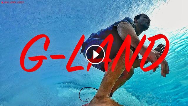 G-land with Bruno Santos - Surf Trip 2021