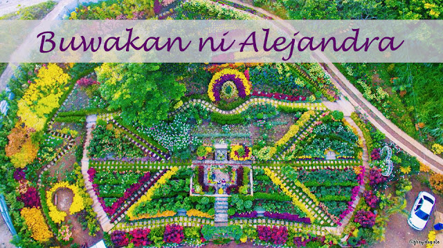 Aerial Shot of Buwakan ni Alejandra by John Ray Aligato