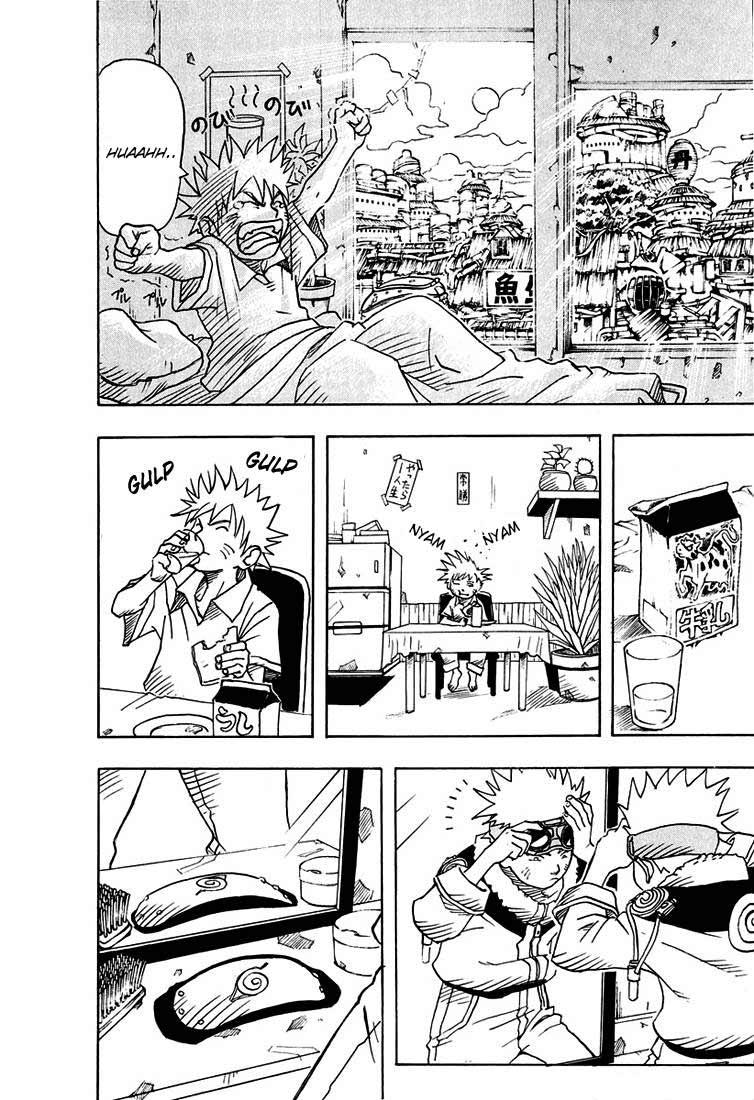 WORLDKOMIK 2 Naruto 003   Uchiha Sasuke