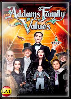 Los Locos Addams 2 (1993) DVDRIP LATINO