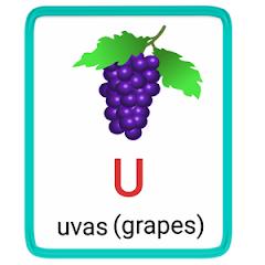 u- alphabet in spanish