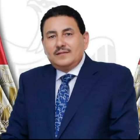 النائب إبراهيم ابودوح يهنئ وزير الداخلية بعيد الشرطة 69