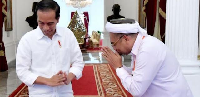 Soal Pilpres 2019, Ali Ngabalin: Yakin Saya, Jokowi Menang
