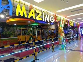 Lowongan Amazing Zone Mal SKA Pekanbaru April 2021