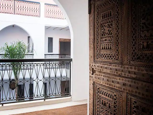 bliss riad marrakech
