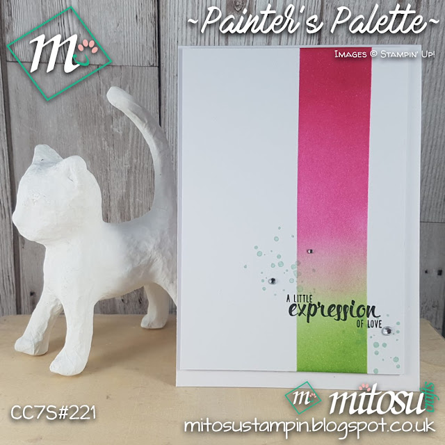 Stampin Up UK Painter's Palette Jay Soriano Mitosu Shop Stampin Up Online 2