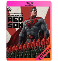 SUPERMAN: RED SON (2020) BDREMUX 1080P MKV ESPAÑOL LATINO