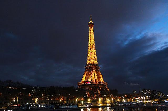 Paris - O roteiro
