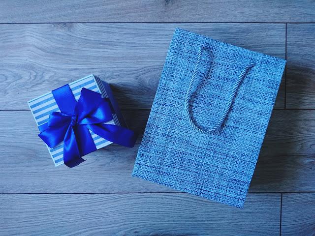 prezenty i minimalizm